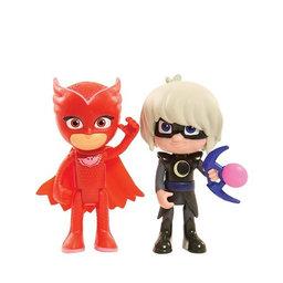 Heroes Owlette och Luna Girl